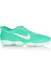 Nike Zoom Fit Agility mesh sneakers