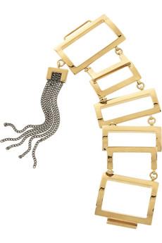 MissoniSquare-link bracelet