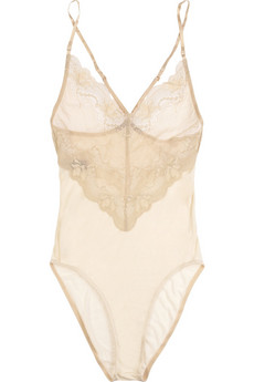 Stella McCartney Sandy Stripping bodysuit