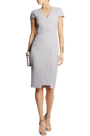 Roland Mouret Adalia wool-crepe dress