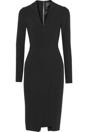 Roland Mouret Stretch-crepe dress