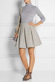 Splendid Pima cotton and modal-blend turtleneck top