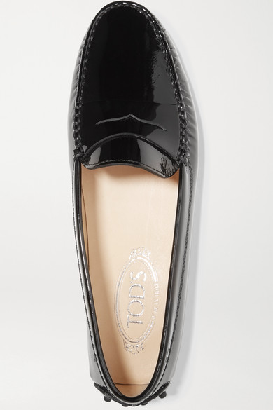 Tod's Gommino Loafers aus Lackleder