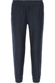 Utility Jogger cotton pants