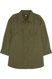 NLST Officer's cotton shirt