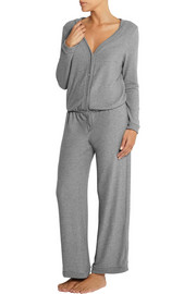 Eberjey Cozy Time modal-blend jumpsuit