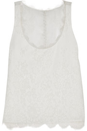 Rime Arodaky Gatsby lace and crepe top