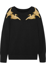 Altuzarra for Target Embroidered jersey sweater