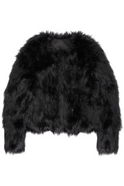 Altuzarra for Target Faux fur jacket