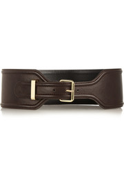 Altuzarra for Target Faux leather waist belt