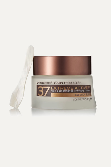 37 ACTIVES High Performance Anti-Aging Cream Extra Rich 1 Oz. in Colorless