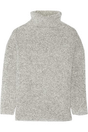 Maje Glaive textured-knit sweater