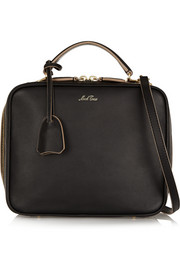 Mark Cross Laura leather shoulder bag
