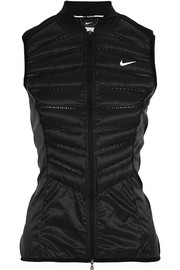 Aeroloft 800 quilted shell down vest