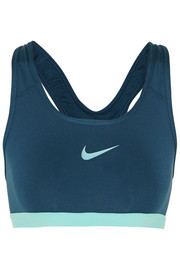 Pro Classic Dri-FIT stretch-jersey sports bra