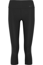 Legend 2.0 cropped stretch-jersey leggings