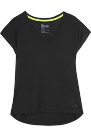 Club Boxy stretch-jersey T-shirt
