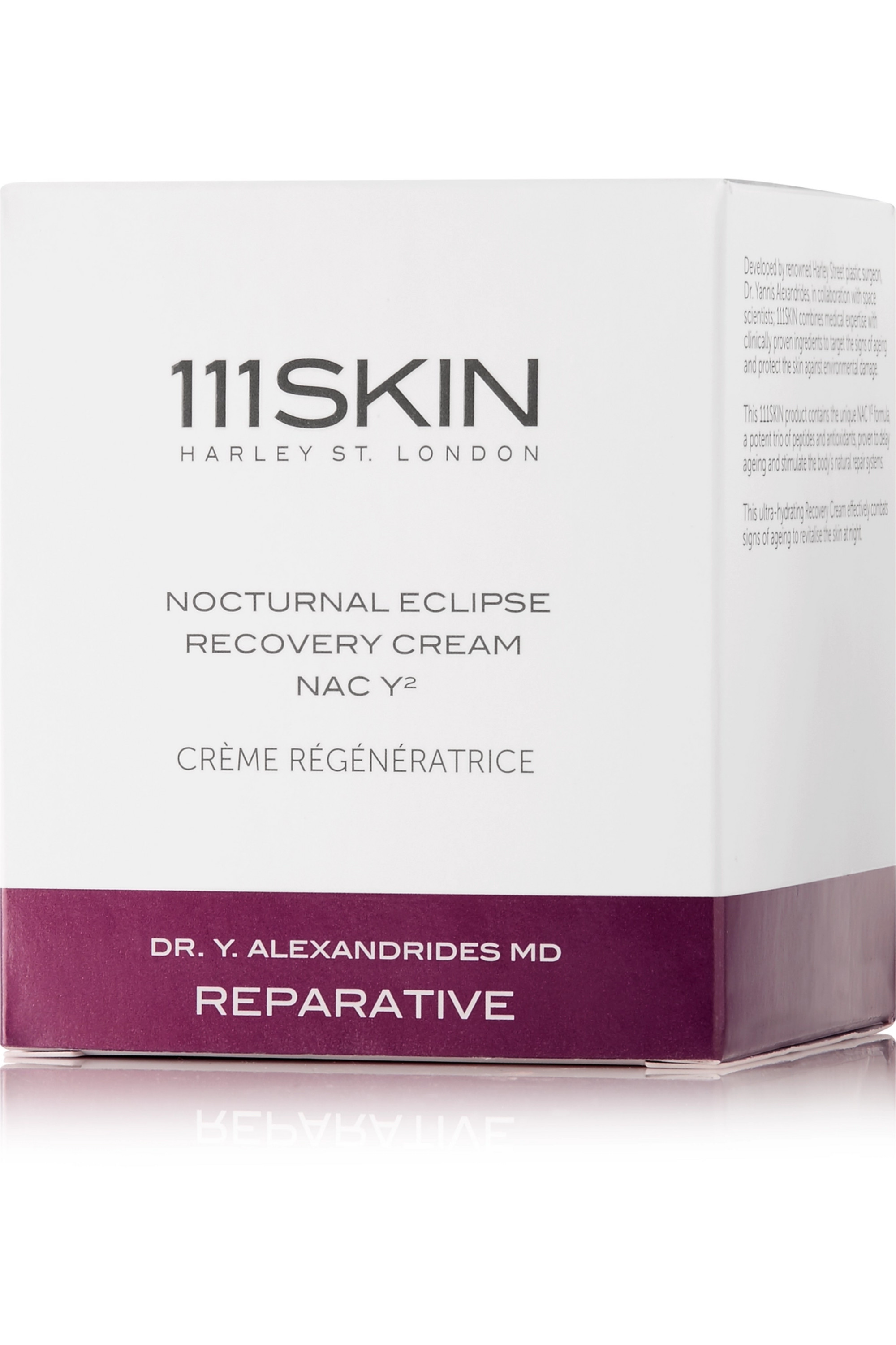 111SKIN Nocturnal Eclipse Recovery Cream NAC Y², 50ml