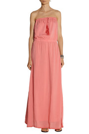 Melissa Odabash Sam voile maxi dress