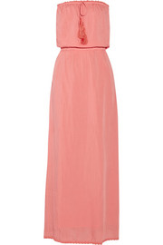Sam voile maxi dress