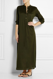 Eres Zephyr Sahara cotton-jersey maxi dress
