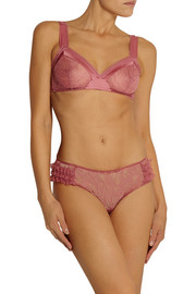 Monette Café de Flore lace briefs