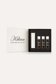 Kilian Forbidden Games Travel Set - Eau de Parfum and 3 Refills, 7.5ml
