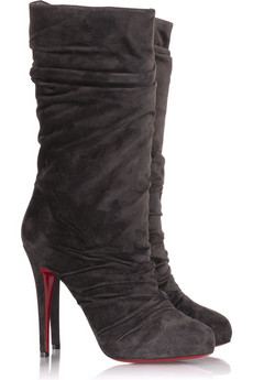 Christian Louboutin | Piros 120 ankle boots | NET-A-PORTER.COM from net-a-porter.com