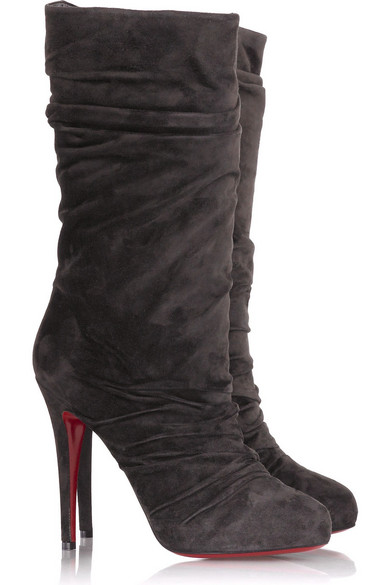 reputable site 0f518 934ef Piros 120 suede boots