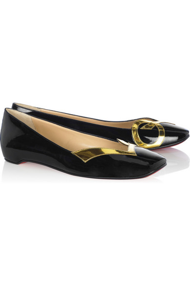 59ccccb5ff7 Love patent-leather flats