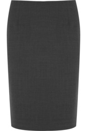 Theory Stretch-crepe pencil skirt
