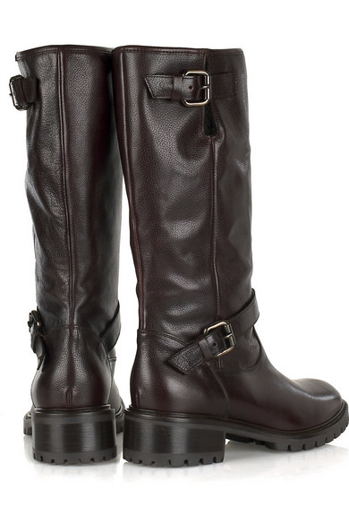 831b39e4be6 Leather motorcycle boots