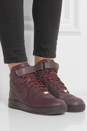 Nike Air Force 1 Shanghai leather high-top sneakers
