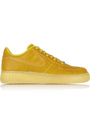 Nike Air Force 1 Milan suede sneakers
