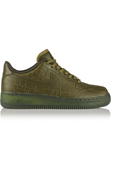 nike air force 1 london leather sneakers net a porter com