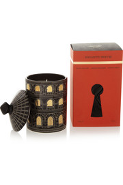 Fornasetti Architettura Thyme, Lavender and Cedarwood scented candle