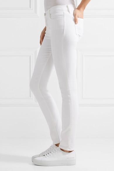 J Brand 811 halbhohe Skinny Jeans