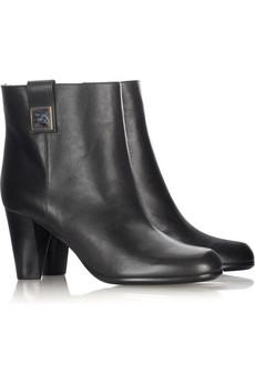 Marc JacobsLeather ankle boots