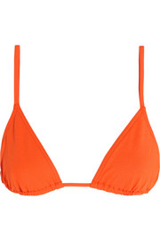 Eres Les Essentiels Mouna triangle bikini top