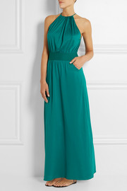 Eres Zephyr Celebrity cotton-jersey maxi dress