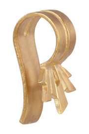 Maria Black Frey gold-plated ear cuff
