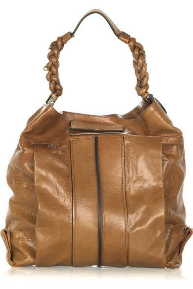de5baeb5812c Chloé. Heloise leather hobo bag