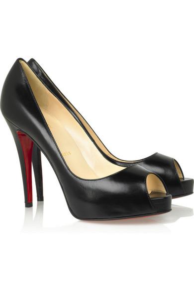 promo code 39089 302c1 Very Privé 120 peep-toe pumps