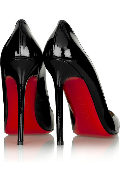 0a7bb3ac3a9 Pigalle 120 patent-leather pumps