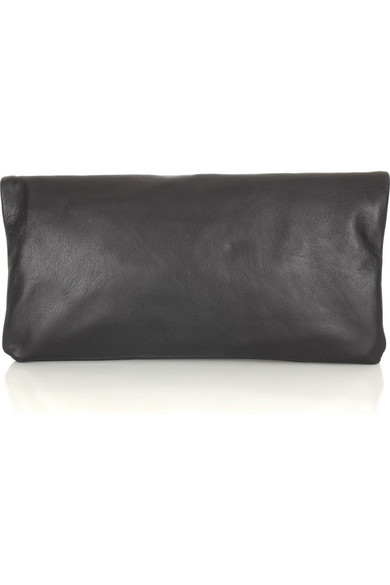 e0b9c5d2e0 Mulberry. Daria leather clutch