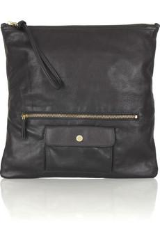 MulberryDaria leather clutch
