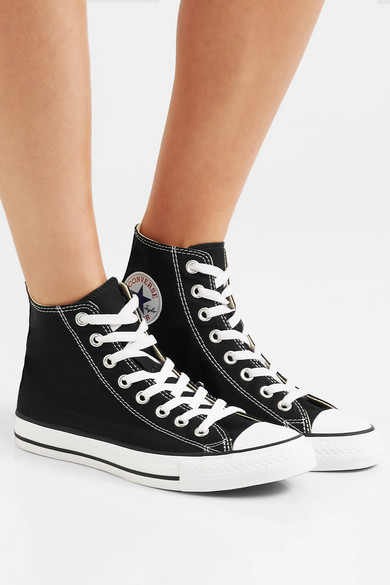 Converse Chuck Taylor High-Top-Sneakers aus Canvas Große Überraschung Günstig Online Billig Verkauf Auslass odW3uCK5G0