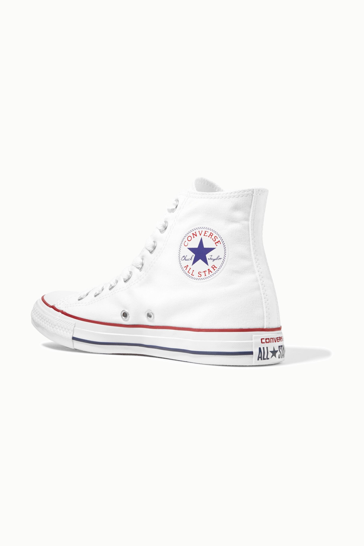 Converse Chuck Taylor canvas high-top sneakers