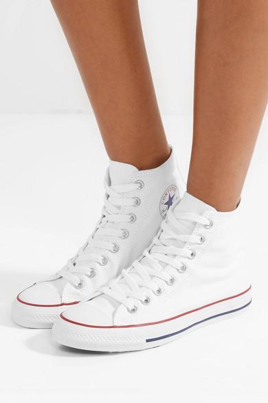 Converse Chuck Taylor High-Top-Sneakers aus Canvas Alle Jahreszeiten Verfügbar Verkauf Rabatte Qualität 1jlyfig