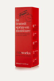 This Works In Transit Spray On Moisture, 100ml